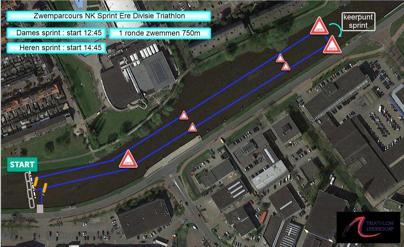 zwemmen-nk-sprint-triathlon-ere-divisie
